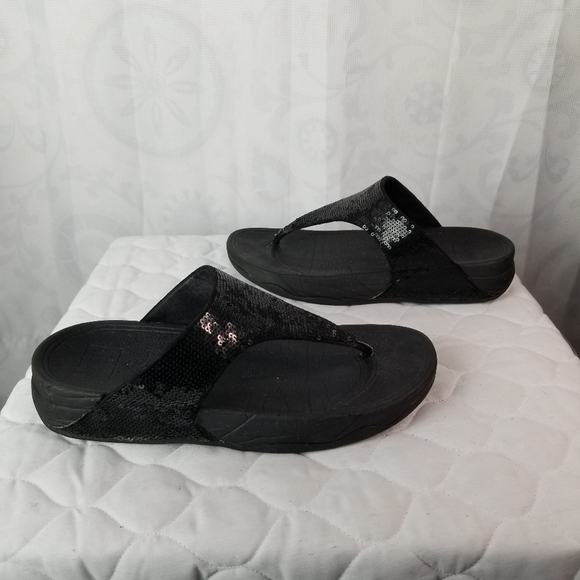 fitflop electra black